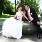 robe-mariee-princesse-tulle-rose-satin-blanc-bustier-dentelle-perle-creation-argent-hericourt-haute-saone